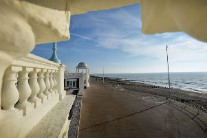 File photo: Bexhill Colonnade and Bexhill Seafront SUS-190214-115727001