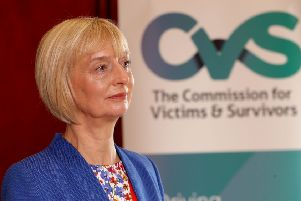 Victims and Survivors Commissioner Judith Thompson