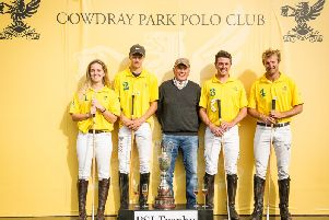 The PSI Cup winners / Picture by Mark Beaumont