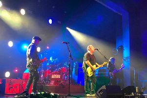 Pixies at the DLWP by Karen Goodwin