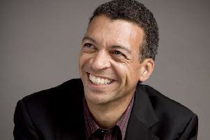 Roderick Williams. Picture by Benjamin Ealovega