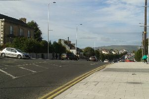 Loy Street in Cookstown