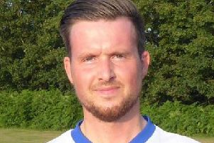 Supersub Ash Elphick's first goal of the season won the tie for Sidley