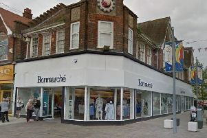 Bonmarche in Bognor. Picture:''Google Street View
