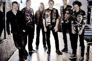 Levellers. Picture by Steve Gullick