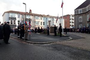 Bognor Regis Remembrance day 2019