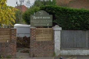 Aaron Manor, in Bexhill. Picture: Google Street View SUS-191114-145704001