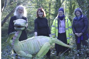 Hastings Dinosaur Hunt SUS-191114-075658001