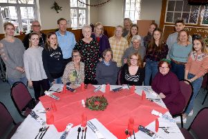 Surviving Christmas 2018, Hastings.''Some of the volunteers pictured on Christmas Eve SUS-181224-114415001