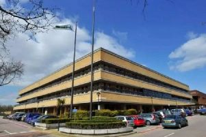 MK Council offices