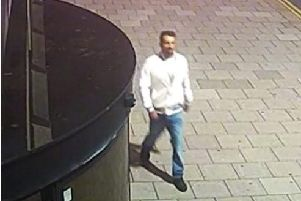 Please inform police if you recognise this man. Photo: Sussex Police
