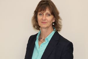 Becky Shaw, chief executive at East Sussex County Council