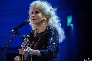 Judy Collins. Photo by Peter Mould