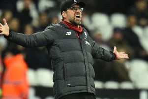 Sorry Jurgen, your lads are not the greatest just yet