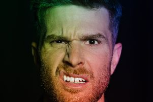 Joel Dommett. Photo by Edward Moore