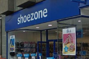 Shoe Zone, Bognor Regis. Photo: Google Street View