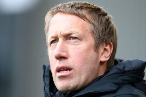 Brighton head coach Graham Potter adapted his style to gain a valuable point at Sheffield United
