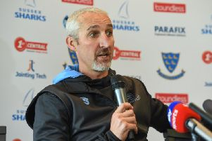 Jason Gillespie is back in Australia as the world fights coronavirus / Picture: PW Sporting Photography