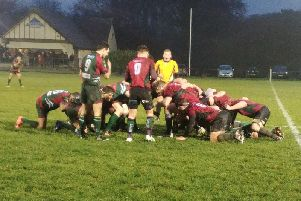 Luton RFC are back in action today