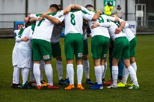 Bognor enjoyed a home win over Hornchurch / Picture by Tommy McMillan
