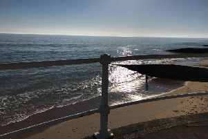 Hastings seafront SUS-190319-075756001