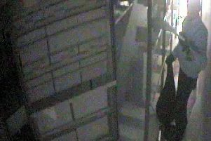 CCTV image may help identify Chichester jewellery shop burglar