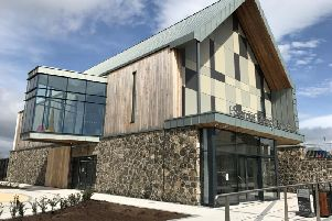 The council-run Seamus Heaney HomePlace is one of Mid Ulster's top visitor attractions