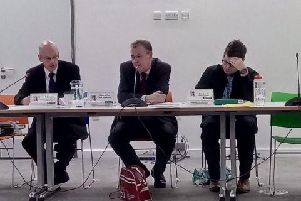 Cllr Mick Scrimshaw chaired the scrutiny meeting and suggested making a recommendation to the cabinet to return social workers to national terms and conditions.