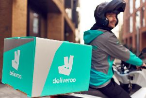 Deliveroo is coming to Banbury. Photo: Mikael Buck/Deliveroo