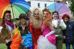 Chichester Drag Stars Cabaret Club