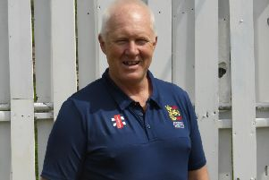 Hastings Priory coach Ian Gillespie