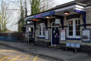 Biggleswade Train Station