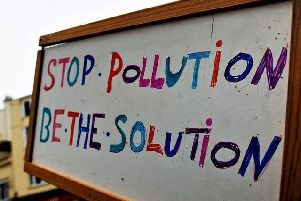 Climate change rallies have been held across the country. Image by Project Rewild.