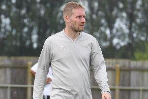 Town boss Jamie Shaw has faced another huge rebuilding task this season