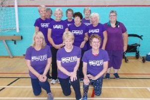 Melton's walking netball group has proved a success, but would like more to join them EMN-190815-161453002