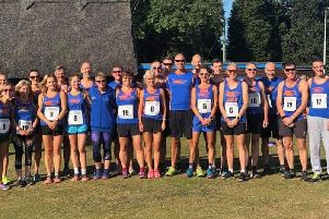 Tone Zone Runners at Rewell Wood