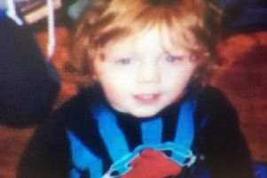 Kayden McGuinness (3) was found dead at his home in Derry's Bogside in September 2017.