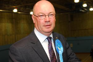 Alistair Burt MP