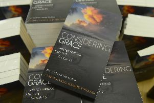 Considering Grace records the deeply moving stories of 120 ordinary people's experiences of the Troubles, exploring how faith shaped their responses to violence and its aftermath. 'Picture by Arthur Allison/ Pacemaker.