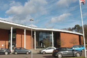 CBC headquarters in Chicksands.
