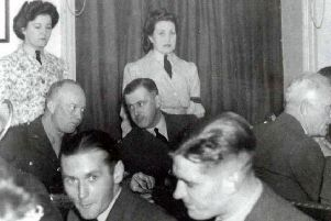 General Eisenhower held a dinner at the Ship Hotel, Chichester in 1944