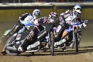 Peterborough Panthers in action
