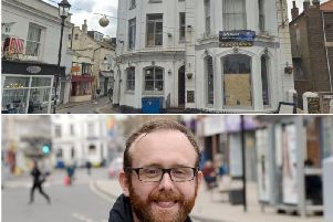 The Unicorn pub and councillor Matt Stanley