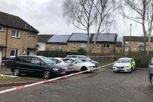 Police were called to reports of a 17-year-old boy having suffered stab wounds in Waingrovein the Blackthorn area of Northampton
