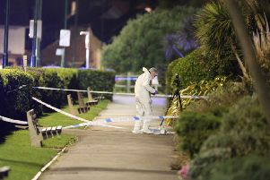 A man has been arrested on suspicion of attempted murder after a stabbing in Bognor