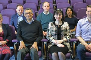 New medical examiners at the trust