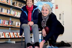 The Slipper swap in Bognor Regis