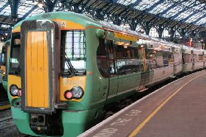 Rail passengers in Sussex are advised to check before they travel today (April 23)