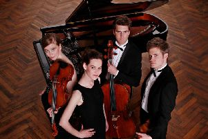 Notos Piano Quartet