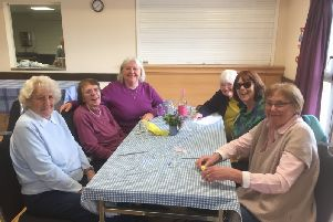 Village Friends hosts a successful spring lunch at Barnham Community Hall. Picture: Meg Brackley